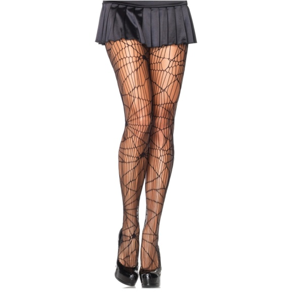 f2df8dfea51c5 **Last One** NWT Fishnet Web Tights Net Stockings. NWT. Leg Avenue